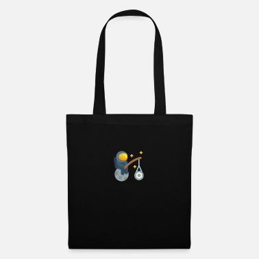 Chainlink astronaut chainlink - Tote Bag