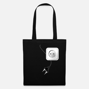 Outlet Electrical outlet - Tote Bag