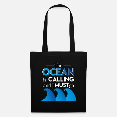 Sailboat Sailing Captain Ocean - Tote Bag