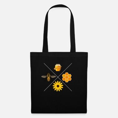Keeper Beekeeper Honey Gift Idea Bee Design - Tote Bag