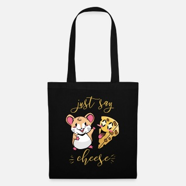 Just Say Cheese For Kids The Mouse Loves Cheese I - Tote Bag