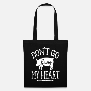 Kiss Don't Go My Heart - Tote Bag