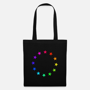 Yes We Can Rainbow Stars - Tote Bag