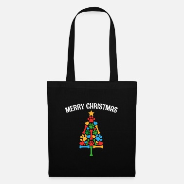 Christmas Market Merry christmas party gift family - Tote Bag
