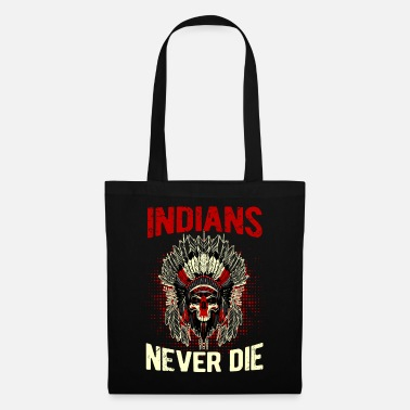 Indians Indian - Tote Bag