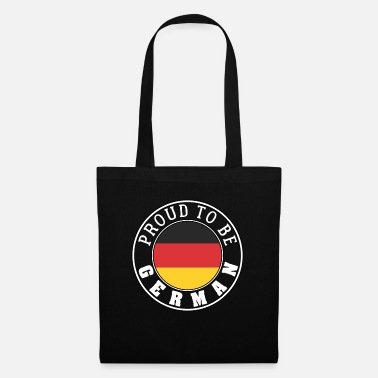 Tourist Germany german flag national colors football - Tote Bag
