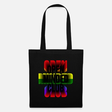 Frank Open minded club - Tote Bag