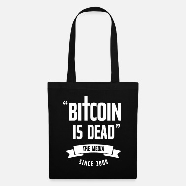 Bitcoin Bitcoin Lives - Tote Bag