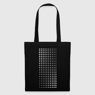 Halftone gradient - Tote Bag