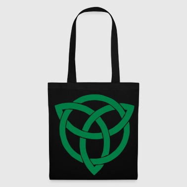 Traditional Celtic trinity knot - Tote Bag