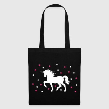 proud unicorn with stars stolt unicorn med stjerner - Mulepose