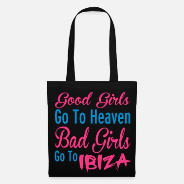 Ibiza Bad Girls - Tas van stof