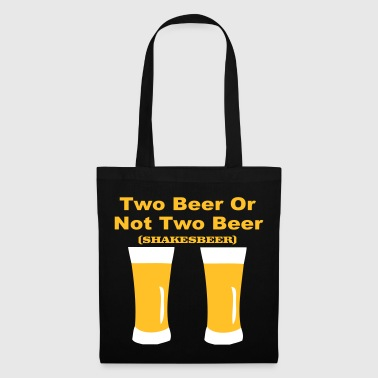 Two Beer or not to beer - Tote Bag