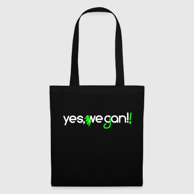 yes vegan - Tote Bag