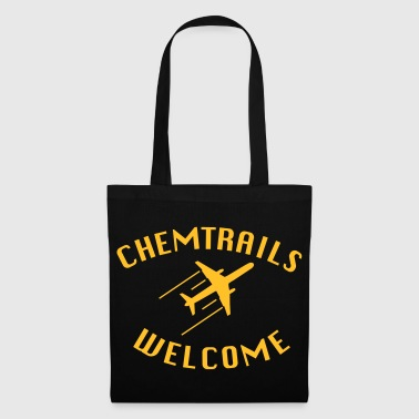 Chemtrails Welcome - Tote Bag