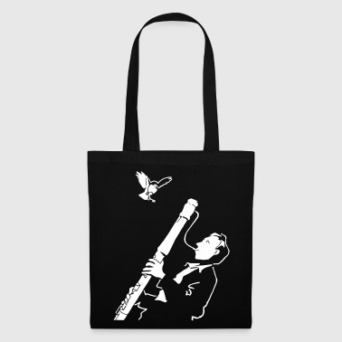 Sax Jazz - Tote Bag