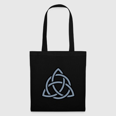 celtic trinity knot - Tote Bag