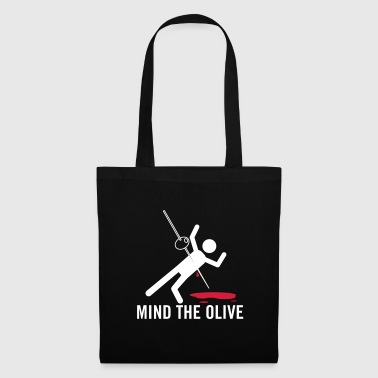 Mind The Olive - Tote Bag