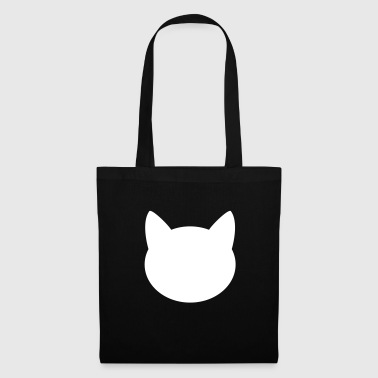 Cat Icon - Borsa di stoffa
