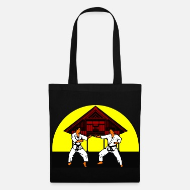 Combat temple combat - Tote Bag