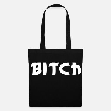 Milf BITCH HURE SCHLAMPE WHORE SLUT Shirt Geschenk Idee - Tote Bag