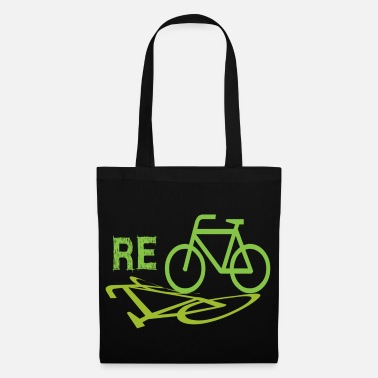 Cycle Recycle - Tote Bag