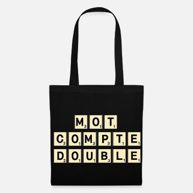 Scrabble Scrabble - Tote Bag