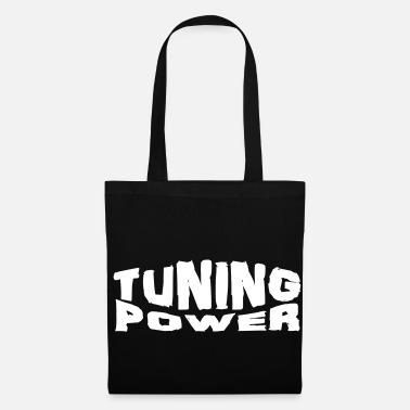 Tuning tuning power - Tas van stof