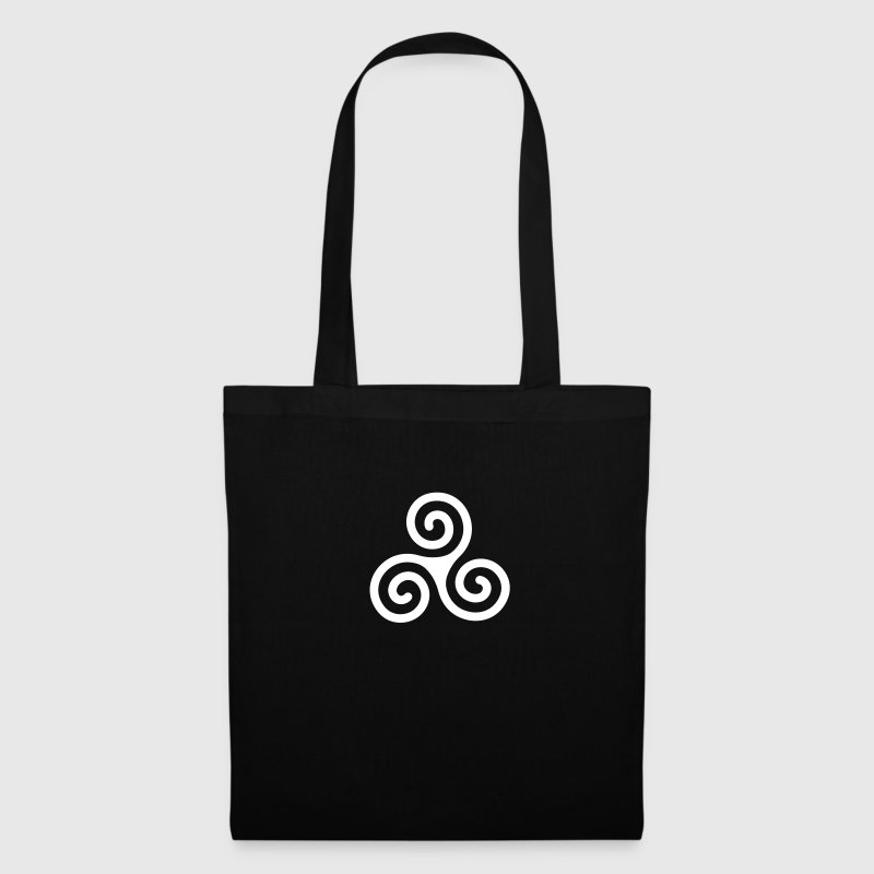 celtic Triskelion - Tote Bag