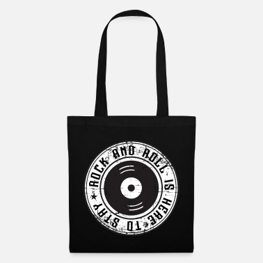 Rock N Roll rock n roll - Tote Bag