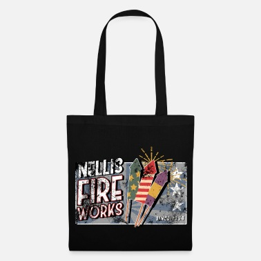 Pyrotechnique feux d'artifice nellis 03 - Tote Bag