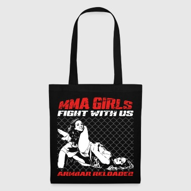 MMA Girls - Fight Wear - Mix Martial Arts - BJJ - Tas van stof