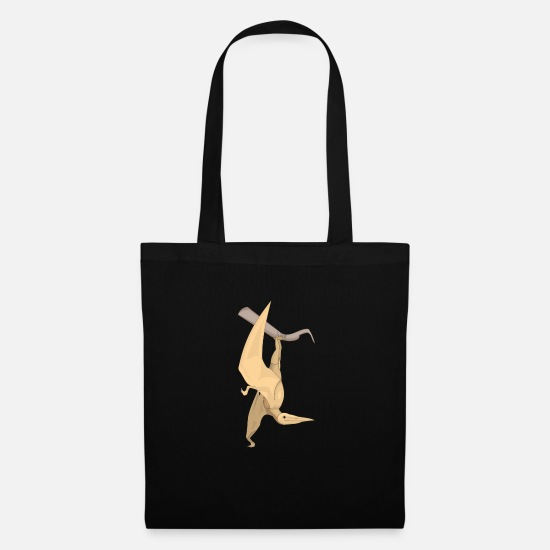Cretaceous Period Bags & Backpacks - Dino 46 - Tote Bag black