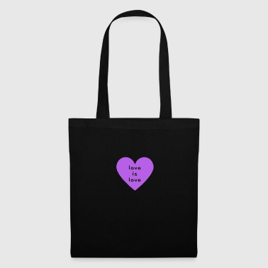 Love Is Love - Tote Bag