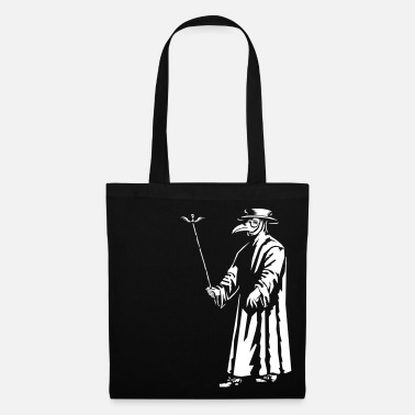 Beak Dr. beak - Tote Bag