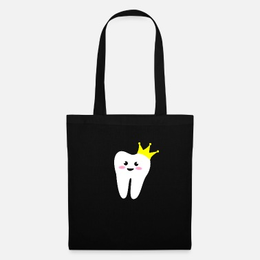 Dentista crown_tooth - Bolsa de tela