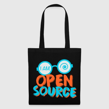Je suis open source - Tote Bag