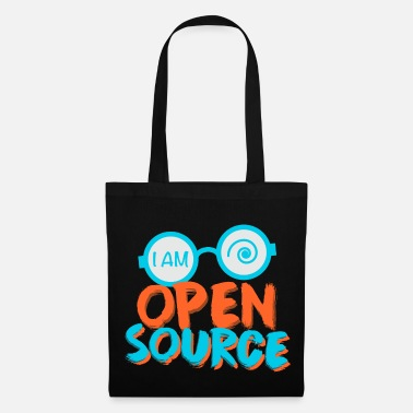 Open Io sono open source - Borsa di stoffa