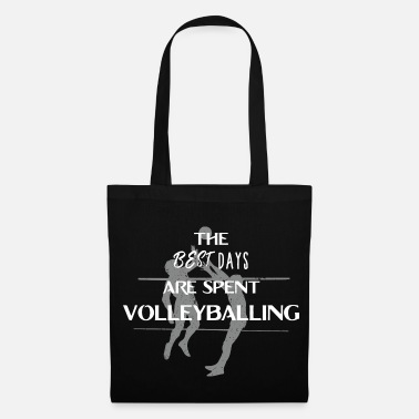 Voley Playa Volleyball volleyballer regalo voley playa - Bolsa de tela