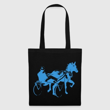 Horse Racing horse racing - Tote Bag