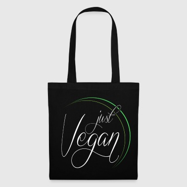 Just Vegan  - Stoffbeutel