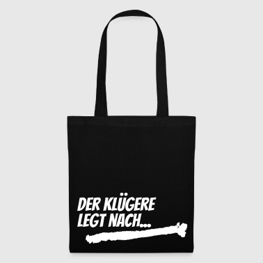 The wiser is drugging for vector - Tote Bag