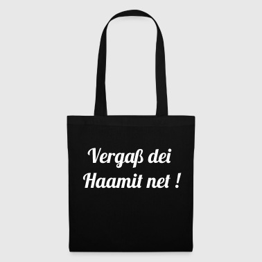 Do not forget your home - Erzgebirge - Tote Bag
