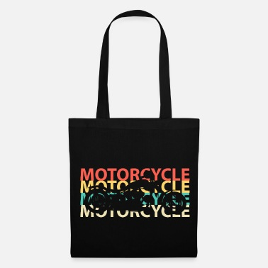 Motorcycle Motorcycle Motorcycles Motorcycle - Tote Bag