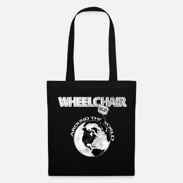 Fauteuil Roulant fauteuil roulant - Tote Bag