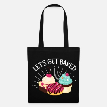 Baking cupcake pastry chef gift - Tote Bag