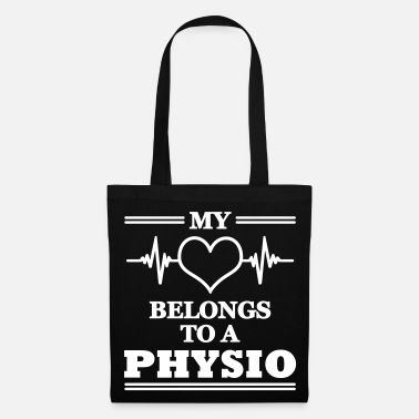 Physio My heart belongs to a physio - Tote Bag