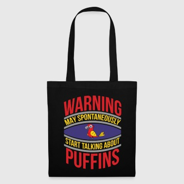 Parrot Macaw Budgerigar Birds Birdcage Puffins - Tote Bag