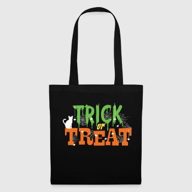 TRICK OU TRAITEZ - Tote Bag