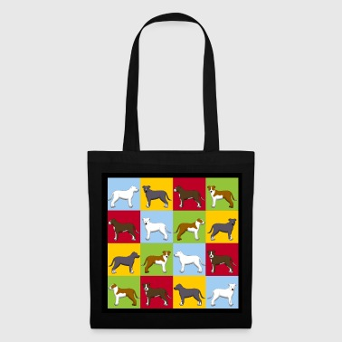 Stafford cube - Tote Bag
